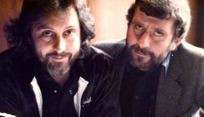 David Puttnam, Alan Marshall from Midnight Express