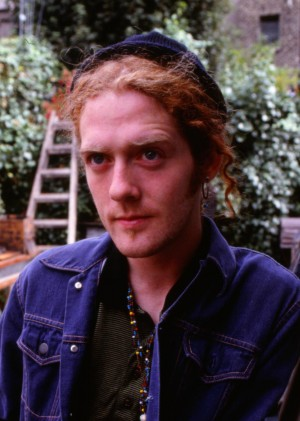 Glen Hansard in a scene from The Commitments
