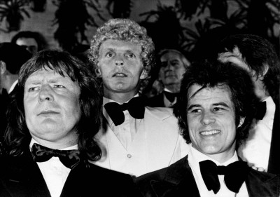 Alan Parker, Billy Hayes, Brad Davis Cannes Film Festival