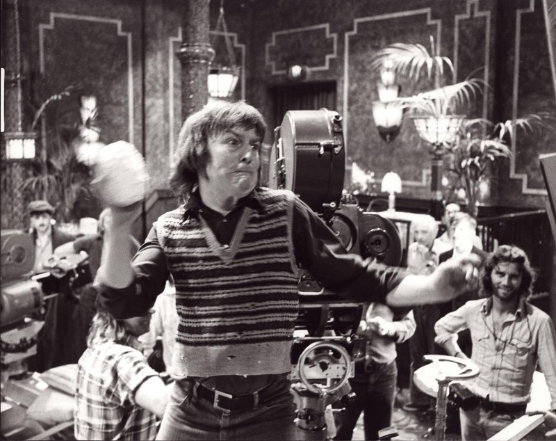 Alan Parker from Bugsy Malone