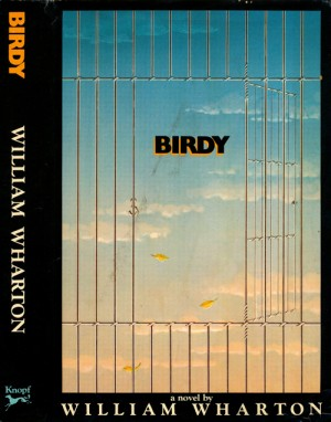 Birdy - _Novel jacket cover