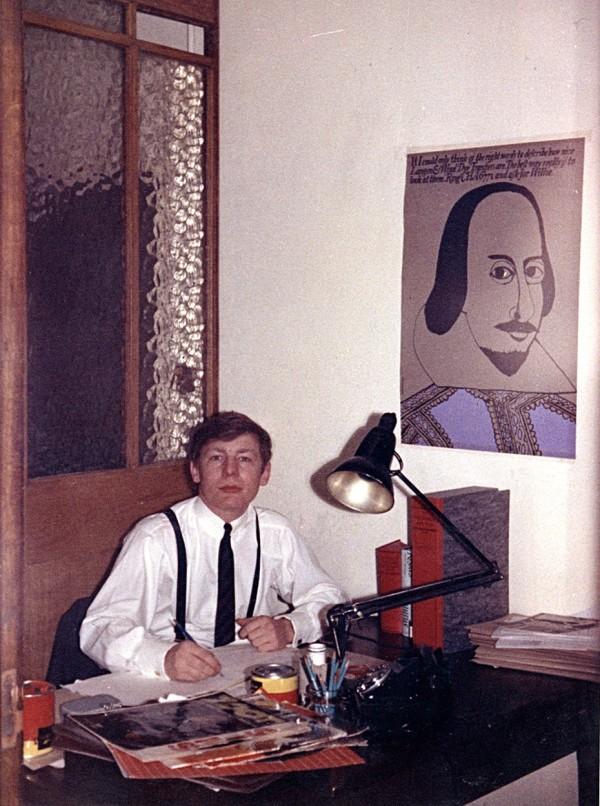 Alan Parker Maxwell Clarke 1964