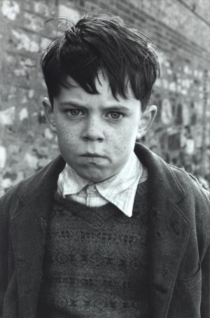Joe Breen, young Frank McCourt, in the film of Angela;s Ashes