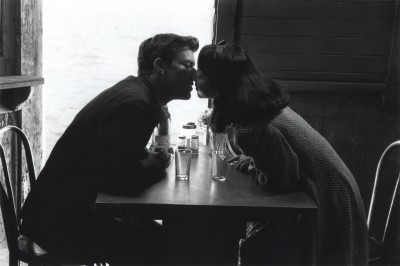 Dennis Quaid and Tamlyn Tomita in a scene from Come See the Paradise