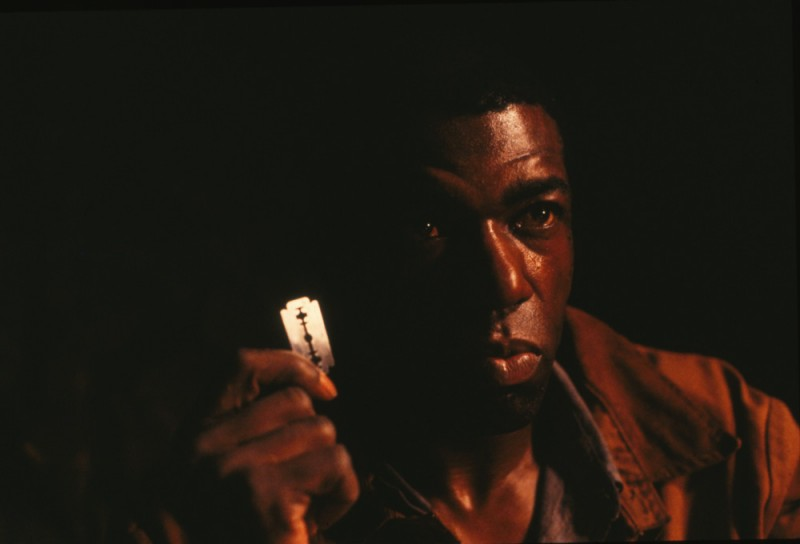 Badja Djola from the film Mississippi Burning