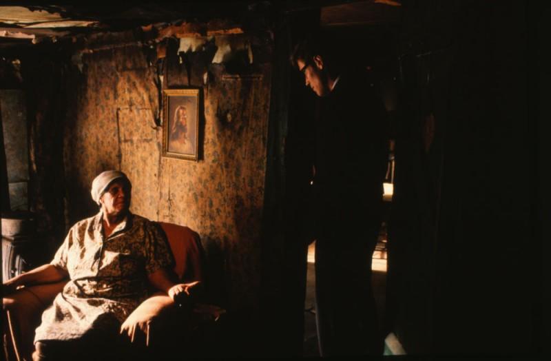 Willem Dafoe in Mississippi Burning