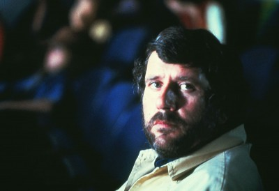 Producer Alan Marshall on set of 'Fame'