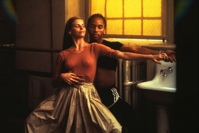 Antonia Franceschi and Gene Anthony Ray from the film 'Fame'