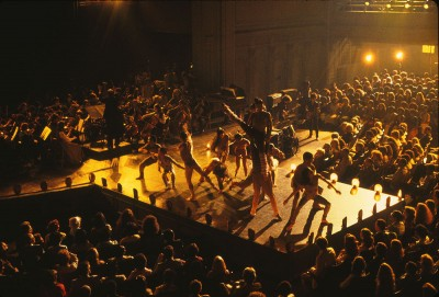 Scene from the movie Fame