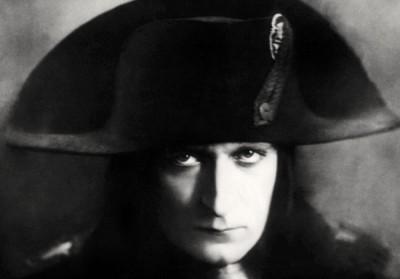 Albert Dieudonné in Abel Gance's Napoleon