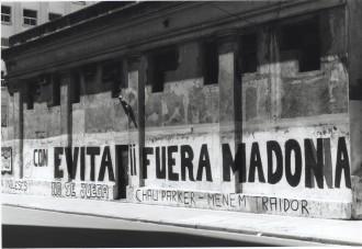 Evita, The film, Madonna