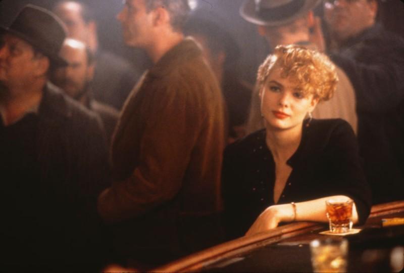 Liz Whitcraft in the film Angel Heart
