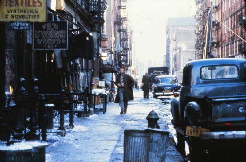 Mickey Rourke in the film Angel Heart