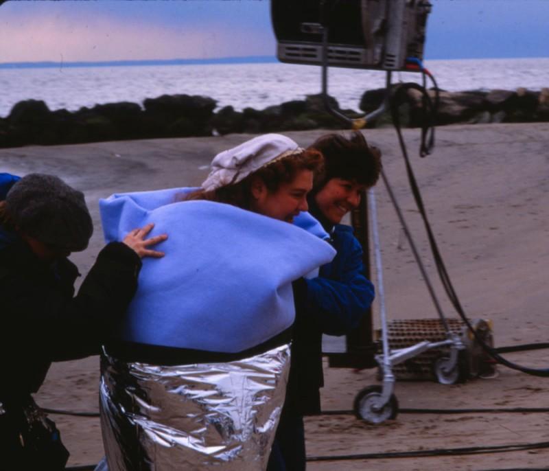 Scene from Angel Heart, Coney Island