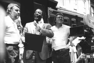 Alan Marshall, Mayor Goode, Alan Parker on the film Birdy