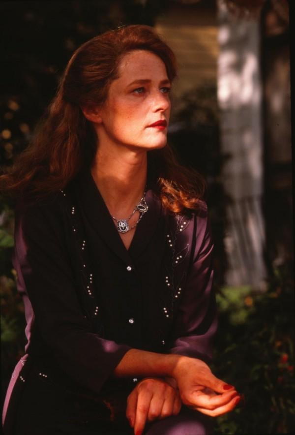 Charlotte Rampling in the film Angel Heart